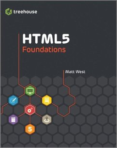 HTML5 Foundations (eBook, ePUB) - West, Matt