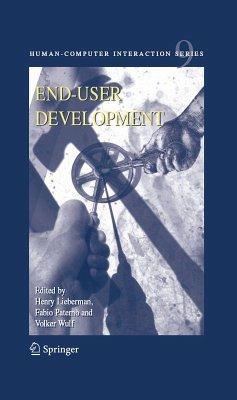 End User Development (eBook, PDF)