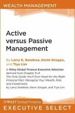 Active versus Passive Management (eBook, ePUB)