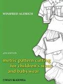 Metric Pattern Cutting for Children's Wear and Babywear (eBook, ePUB)