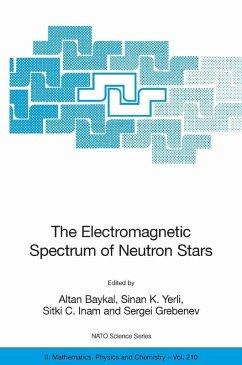 The Electromagnetic Spectrum of Neutron Stars (eBook, PDF)