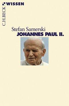 Johannes Paul II. (eBook, ePUB) - Samerski, Stefan