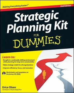 Strategic Planning Kit For Dummies (eBook, PDF) - Olsen, Erica