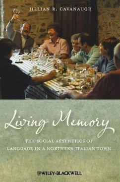 Living Memory (eBook, PDF) - Cavanaugh, Jillian R.