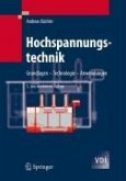 Hochspannungstechnik (eBook, PDF)