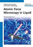 Atomic Force Microscopy in Liquid (eBook, ePUB)