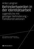 Behindertwerden in der Identitätsarbeit (eBook, PDF)