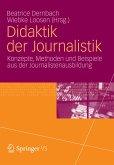 Didaktik der Journalistik (eBook, PDF)