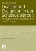 Qualität und Evaluation in der Schulsozialarbeit (eBook, PDF)