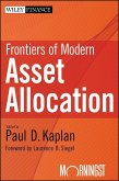 Frontiers of Modern Asset Allocation (eBook, PDF)