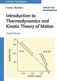 Introduction to Thermodynamics and Kinetic Theory of Matter (eBook, PDF)