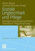 Soziale Ungleichheit und Pflege (eBook, PDF)