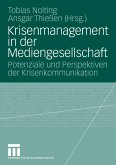 Krisenmanagement in der Mediengesellschaft (eBook, PDF)