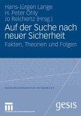 Auf der Suche nach neuer Sicherheit (eBook, PDF)