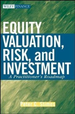 Equity Valuation, Risk, and Investment (eBook, ePUB) - Stimes, Peter C.