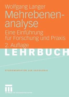 Mehrebenenanalyse (eBook, PDF) - Langer, Wolfgang