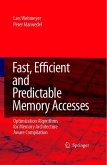 Fast, Efficient and Predictable Memory Accesses (eBook, PDF)