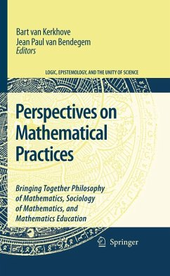 Perspectives On Mathematical Practices (eBook, PDF)
