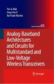 Analog-Baseband Architectures and Circuits for Multistandard and Low-Voltage Wireless Transceivers (eBook, PDF)