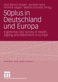 50plus in Deutschland und Europa (eBook, PDF)