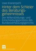 Hinter dem Schleier des Beratungsgeheimnisses (eBook, PDF)