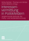 Interessenvermittlung in Politikfeldern (eBook, PDF)