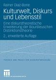 Kulturwelt, Diskurs und Lebensstil (eBook, PDF)