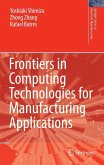 Frontiers in Computing Technologies for Manufacturing Applications (eBook, PDF)