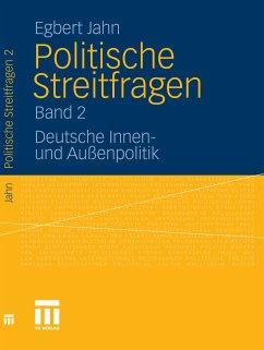 Politische Streitfragen (eBook, PDF) - Jahn, Egbert