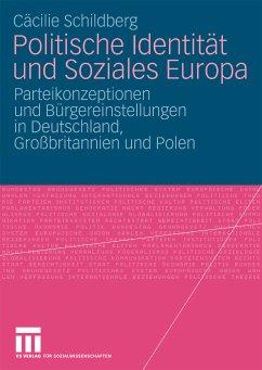 Politische Identität und Soziales Europa (eBook...