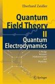 Quantum Field Theory II: Quantum Electrodynamics (eBook, PDF)
