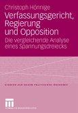 Verfassungsgericht, Regierung und Opposition (eBook, PDF)
