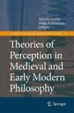 Theories of Perception in Medieval and Early Modern Philosophy (eBook, PDF)