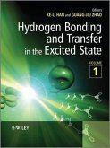 Hydrogen Bonding and Transfer in the Excited State (eBook, ePUB)