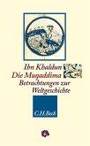 Die Muqaddima (eBook, ePUB)