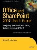 Office and SharePoint 2007 User's Guide (eBook, PDF)