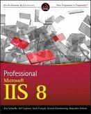 Professional Microsoft IIS 8 (eBook, PDF)