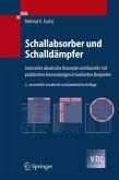 Schallabsorber und Schalldämpfer (eBook, PDF)