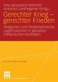 Gerechter Krieg - gerechter Frieden (eBook, PDF)