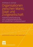 Organisationen zwischen Markt, Staat und Zivilgesellschaft (eBook, PDF)