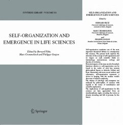 SELF-ORGANIZATION AND EMERGENCE IN LIFE SCIENCES (eBook, PDF)