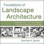 Foundations of Landscape Architecture (eBook, ePUB)