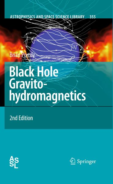 Black Hole Gravitohydromagnetics (eBook, PDF) - Punsly, Brian