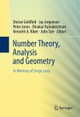Number Theory, Analysis and Geometry (eBook, PDF)