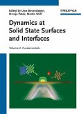 Dynamics at Solid State Surfaces and Interfaces (eBook, PDF)