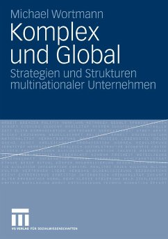 Komplex und Global (eBook, PDF) - Wortmann, Michael