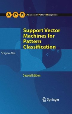 Support Vector Machines for Pattern Classification (eBook, PDF) - Abe, Shigeo