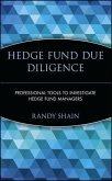 Hedge Fund Due Diligence (eBook, ePUB)