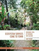 Ecosystem Services Come To Town (eBook, ePUB)