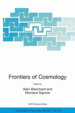 Frontiers of Cosmology (eBook, PDF)